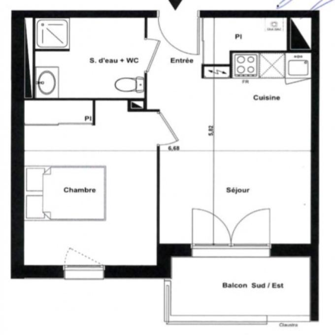 Offres de location Appartement Parempuyre (33290)